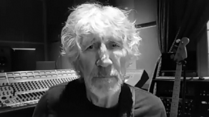 "Watch Roger Waters Cover ""The Right to Live in Peace"" 