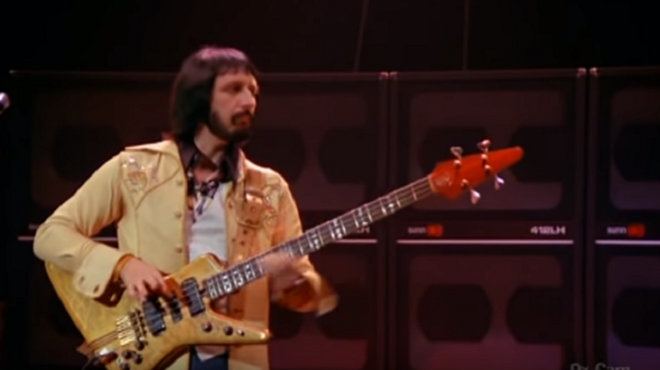 The Story Of John Entwistle And Keith Moon Being Suspected For Kidnapping | Society Of Rock Videos