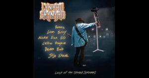 "Lynyrd Skynyrd Released New Song ""Last of the Street Survivors"""