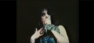 Relive The Time Alice Cooper Almost Died Onstage