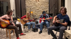 Watch John Fogerty Jam With Family During Quarantine