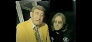 "Revisit The Time John Lennon Was On ""Monday Night Football"""