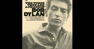 "Bob Dylan's Original Lyrics Of ""The Times They Are A-Changin'"" Has A $2.2M Price Tag"