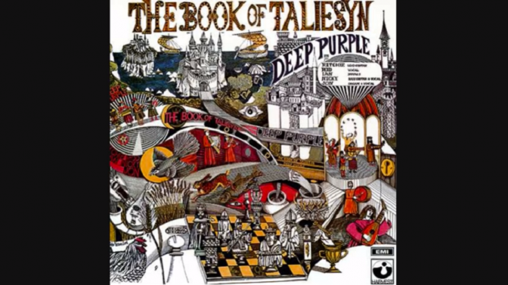 """Album Review: """"The Book of Taliesyn"""" By Deep Purple 