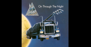 """Album Review: """"On Through the Night"""" By Def Leppard"""