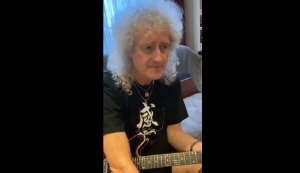 "Watch Brian May's Isolated ""Bohemian Rhapsody"" Tutorial"