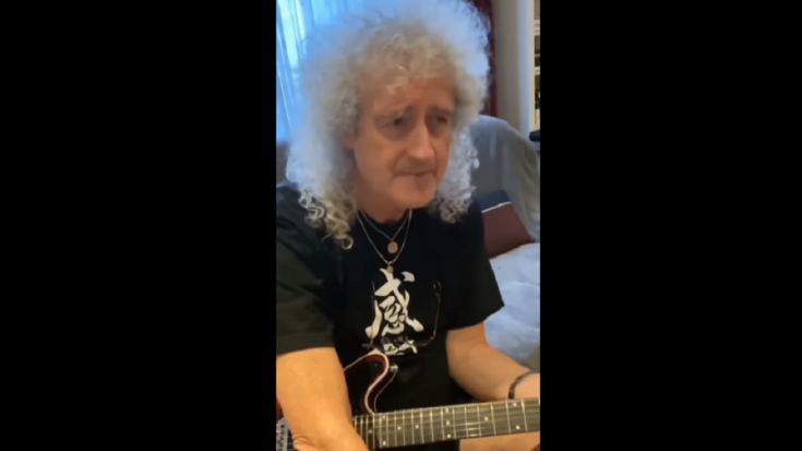 "Watch Brian May's Isolated ""Bohemian Rhapsody"" Tutorial 