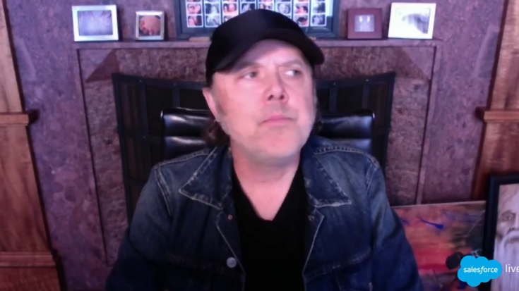 Lars Ulrich Talks About Metallica Quarantine Album | Society Of Rock Videos