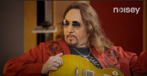 New Music | Ace Frehley Announces He's Working On New Record
