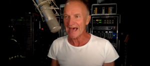 News | Sting Headlined National Air and Space Museum Livestream Concert