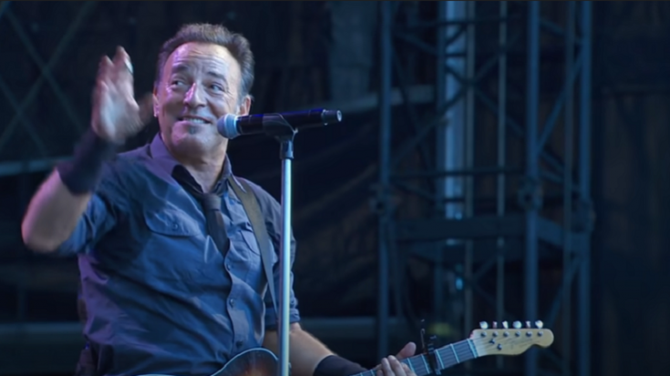 News | 24-Hour Bruce Springsteen Marathon Will Be Livestreamed This Weekend | Society Of Rock Videos
