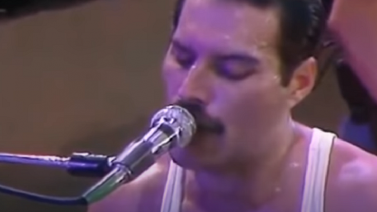 """Freddie Mercury   Listen To Freddie's Acapella Version Of """"We Are The Champions""""   Society Of Rock Videos"""