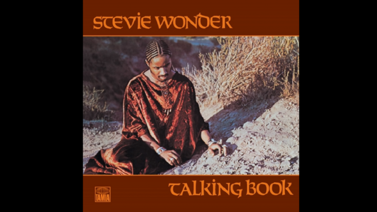 "Album Review: ""Talking Book"" By Stevie Wonder 