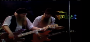 Story | ZZ Top Played Their First Show In Europe In 1980