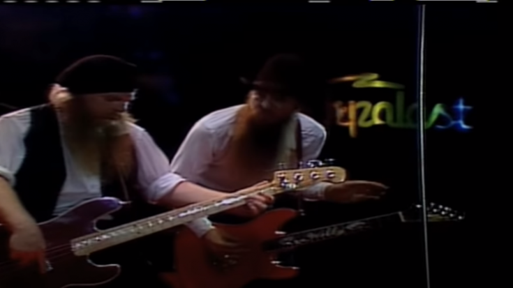 Story | ZZ Top Played Their First Show In Europe In 1980 | Society Of Rock Videos