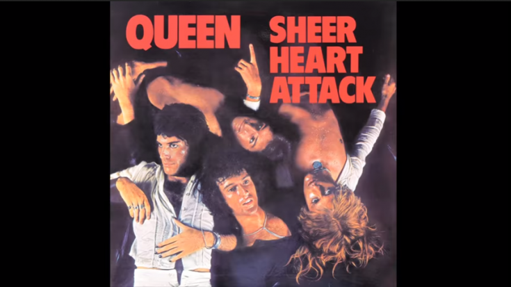 "Album Review: ""Sheer Heart Attack"" By Queen 
