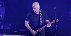 Watch | David Gilmour At Pompeii Concert On YouTube