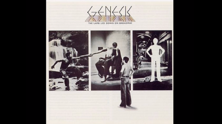 "Album Review: ""The Lamb Lies Down On Broadway"" By Genesis"