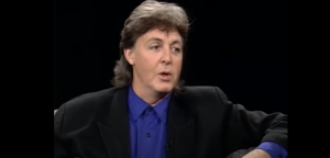 Paul McCartney Tells The Story Of The Beatles Almost-Reunion