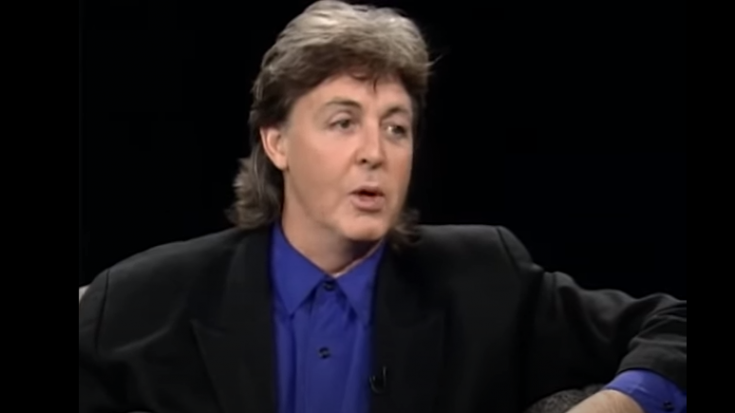 Paul McCartney Tells The Story Of The Beatles Almost-Reunion | Society Of Rock Videos