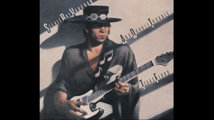"""Album Review: """"Texas Flood"""" By Stevie Ray Vaughan 