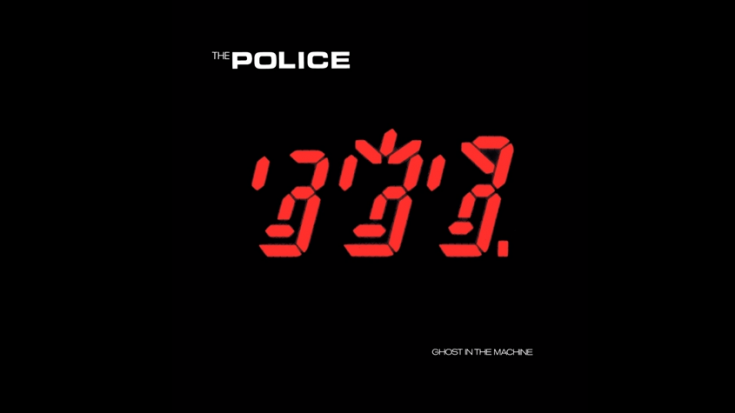 """Album Review: """"Ghost In The Machine"""" By The Police 