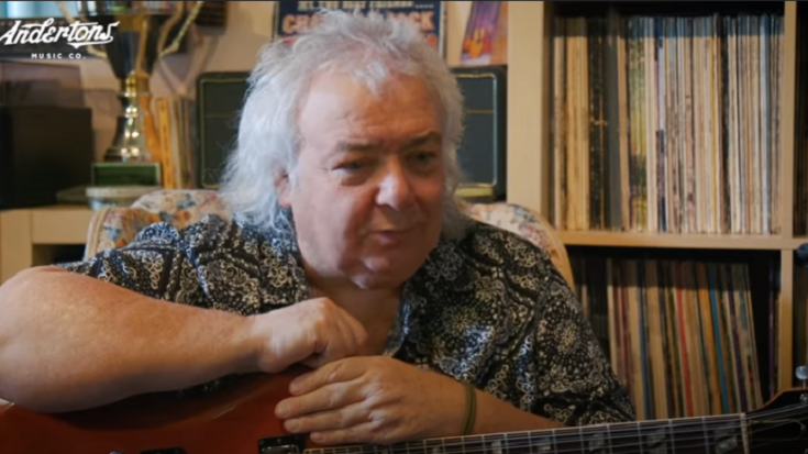 "Bernie Marsden Of Whitesnake Talks About Their ""Big Mistake"""