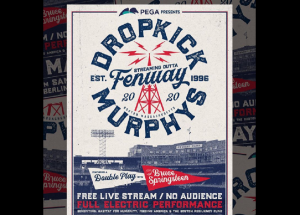 Bruce Springsteen Will Perform With Dropkick Murphys For Empty Fenway Park Concert