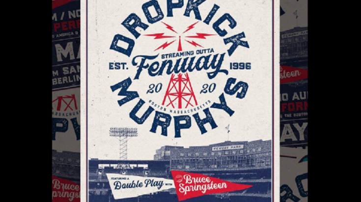 Bruce Springsteen Will Perform With Dropkick Murphys For Empty Fenway Park Concert | Society Of Rock Videos
