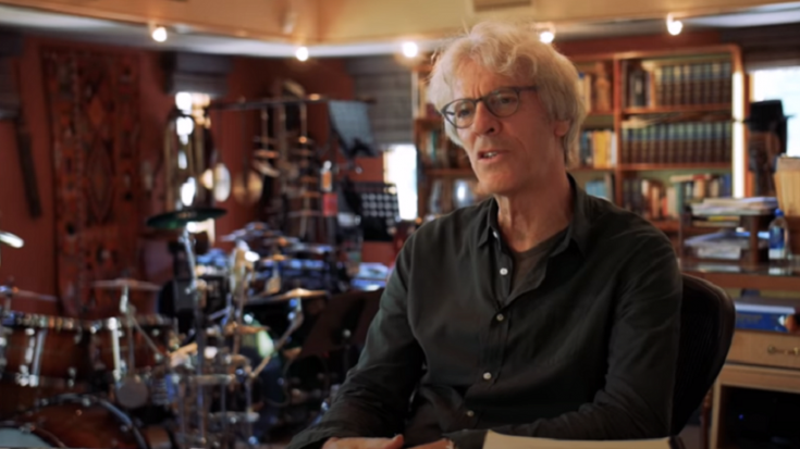 Stewart Copeland Talks About The Last Time He Was With Neil Peart | Society Of Rock Videos