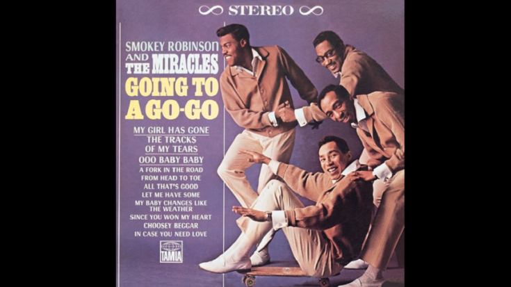 "Album Review: ""Going To A Go-Go"" By Smokey Robinson & The Miracles 