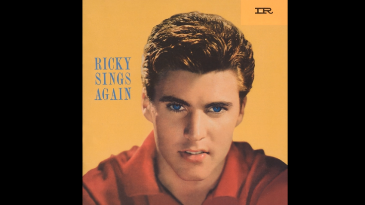 """Album Review: """"Ricky Sings Again"""" By Ricky Nelson   Society Of Rock Videos"""