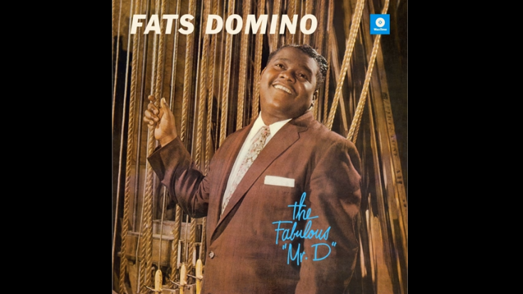 """Album Review: """"The Fabulous """"Mr. D"""""""" By Fats Domino"""