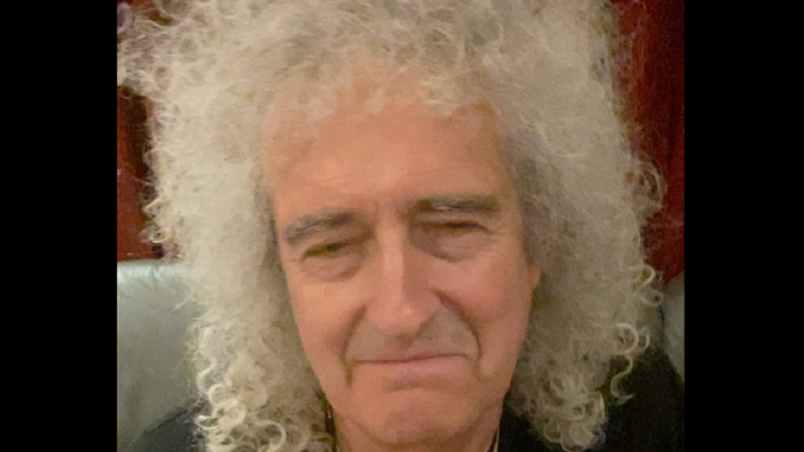 Brian May Hospitalized After Suffering Heart Attack | Society Of Rock Videos