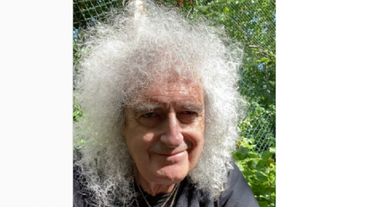 Brian May Updates Fans About His Nerve Pain | Society Of Rock Videos