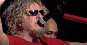 "Sammy Hagar Releases Acoustic Performance Of 1986 Classic ""Dreams"""