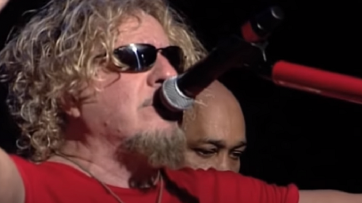 """Sammy Hagar Releases Acoustic Performance Of 1986 Classic """"Dreams"""" 