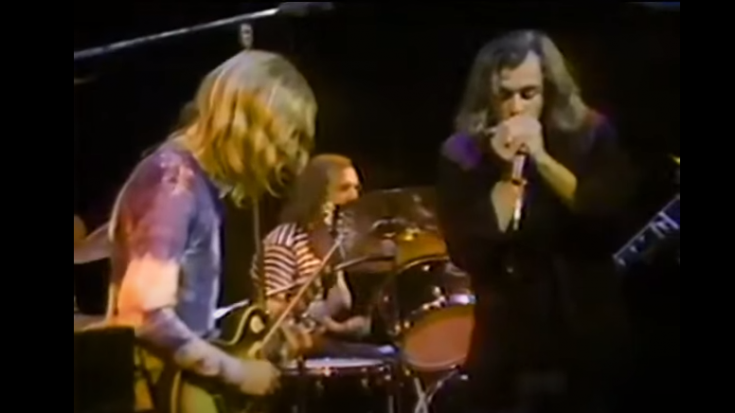 "1970 New York: The Allman Brothers Band Perform ""Don't Keep Me Wonderin'"" 
