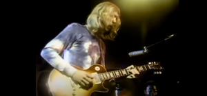 "Watch The Allman Brothers Band's 1970 Performance Of ""Whipping Post"""