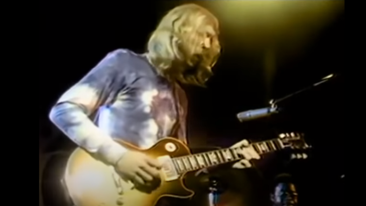 "Watch The Allman Brothers Band's 1970 Performance Of ""Whipping Post"" 