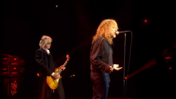 """Led Zeppelin """"Celebration Day"""" Will Be A Limited Watch Party 
