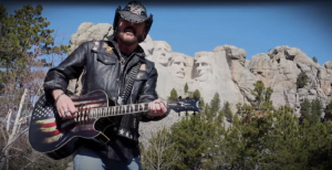 "Ron Keel Covers Lynyrd Skynyrd's ""Red White And Blue"""