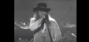 "Watch Lynyrd Skynyrd's 1977 Performance Of ""Workin' For MCA"""