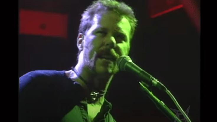 Metallica Streams 1997 Salt Lake City Concert