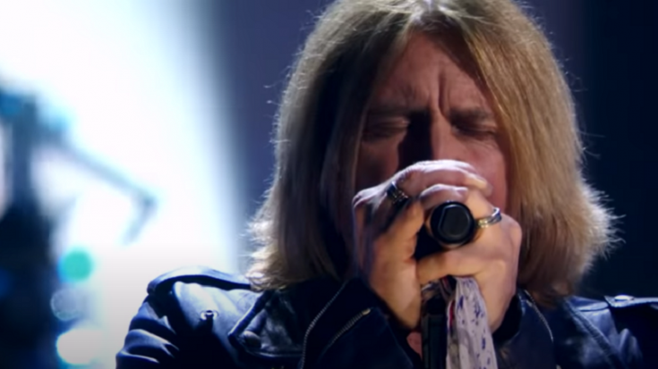 Def Leppard To Release 2019 Rock N' Roll Hall Of Fame Performance   Society Of Rock Videos