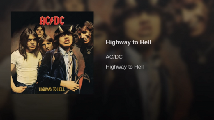 The 5 AC/DC Songs To Get You Motivated | Society Of Rock Videos