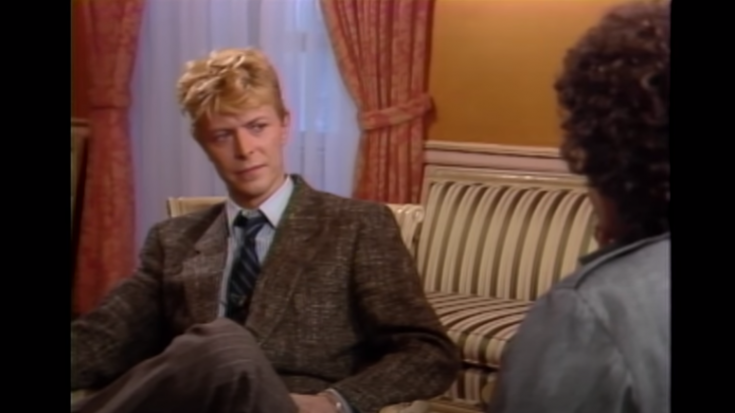 1983: The Time David Bowie Called Out MTV On Their Lack Of Diversity | Society Of Rock Videos