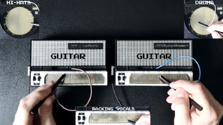 "Watch A Cover Of AC/DC's ""Thunderstruck"" On Stylophone 