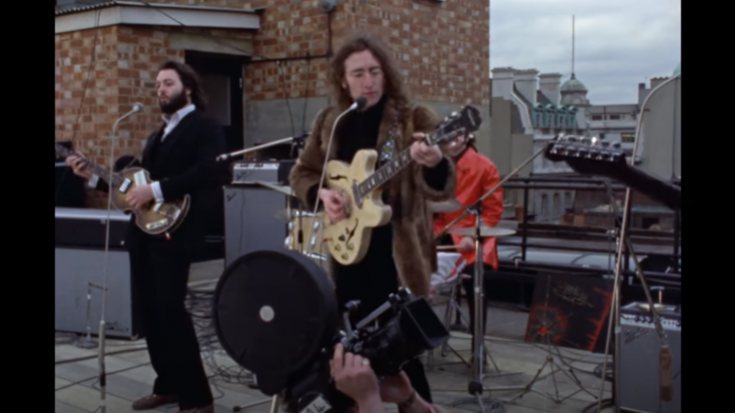 The Reason Why The Beatles Played On A Rooftop | Society Of Rock Videos