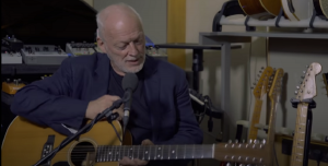 "David Gilmour Announces Release Date Of New Single ""Yes, I Have Ghosts"""